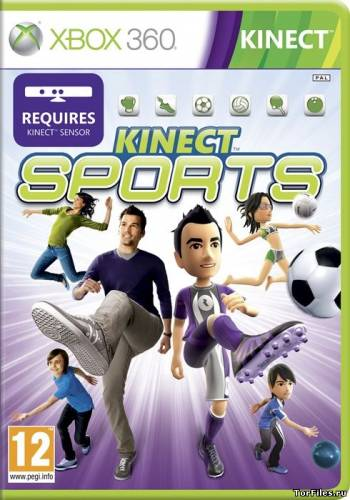 Kinect Sports Freeboot Торрент
