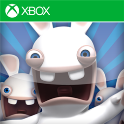 [WP7.5-8] Rabbids Go Phone v.1.1.0.0 [Аркада, WVGA, ENG]