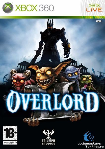 Overlord 2 freeboot скачать торрент