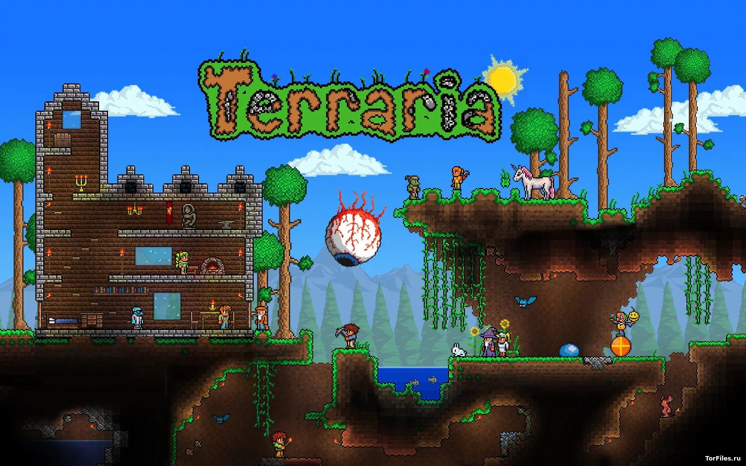 [Android] Terraria [RUS]
