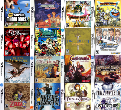 NDS] No-Intro Collection – Nintendo DS [0001-6645][MULTI