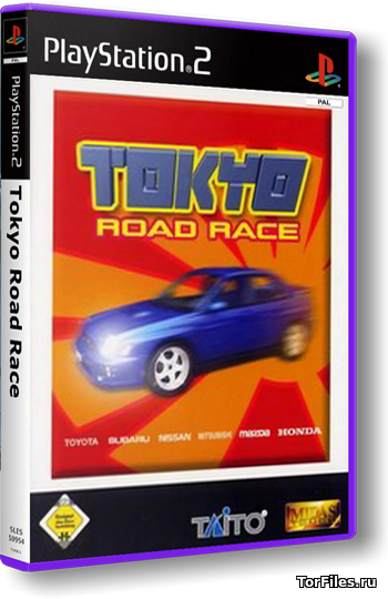 PS2] Tokyo Road Race (Battle Gear 2) [PAL/ENG] - #PS2