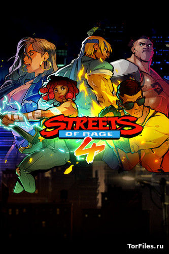 [PC] Streets of Rage 4 [RUS]