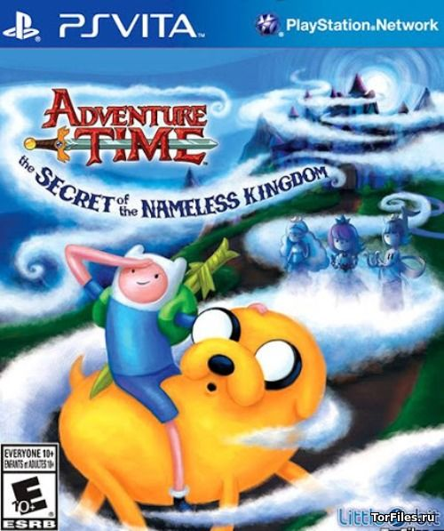 [PSV]  Adventure Time: The Secret of the Nameless Kingdom [NoNpDrm] [RUS]