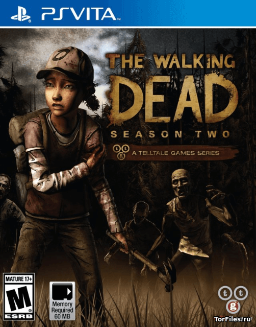 [PSV] The Walking Dead Season 2  [NoNpDrm] [EUR/RUS]