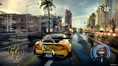 PS4 Need for Speed Heat Deluxe Edition [EUR/RUSSOUND ...